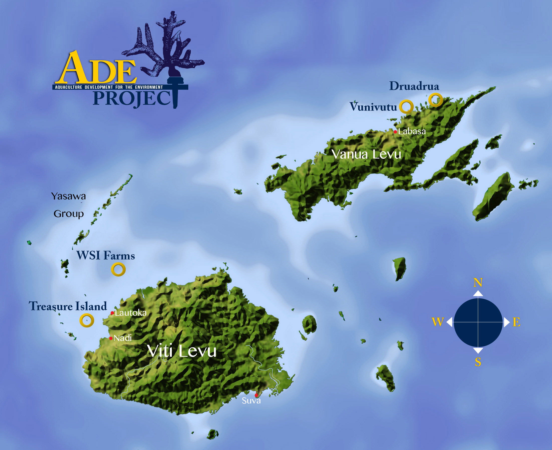 Fiji shaded relief map ade project ade project farm map gumiabroncs Choice Image