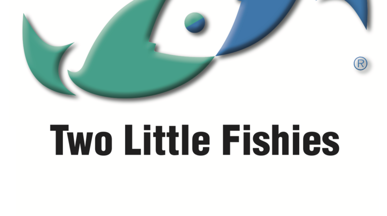TWO LITTLE FISHIES logo